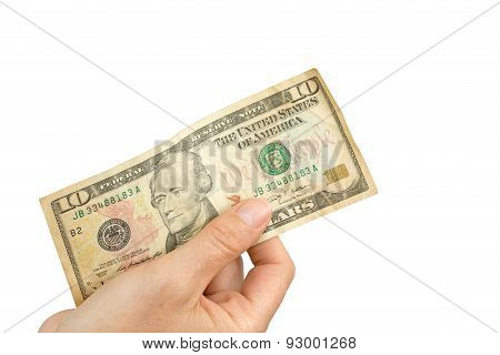 Paying By Us Dollars