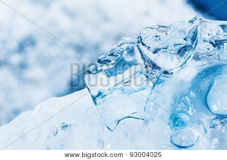 Natural Blue Ice