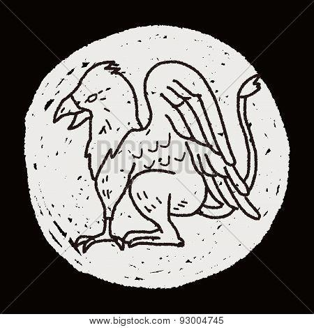 Griffin Doodle