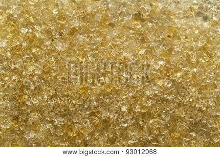 Yellow mica texture