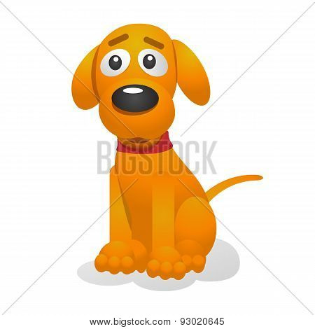 Puppy Illustration