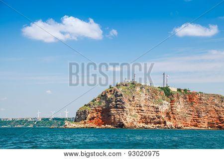 Bulgaria, Landscape Of Kaliakra, Headland