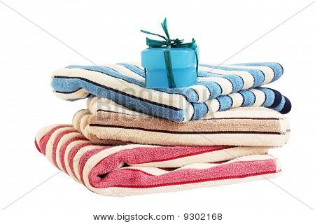 Downy Towels