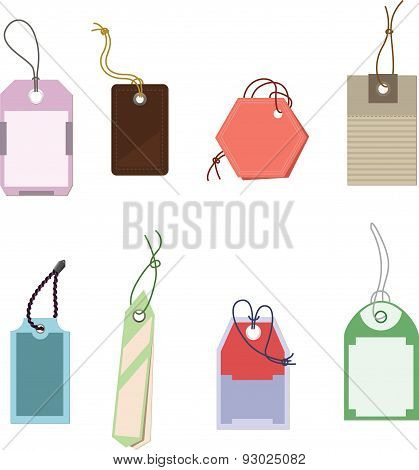 Tags or Price Tags