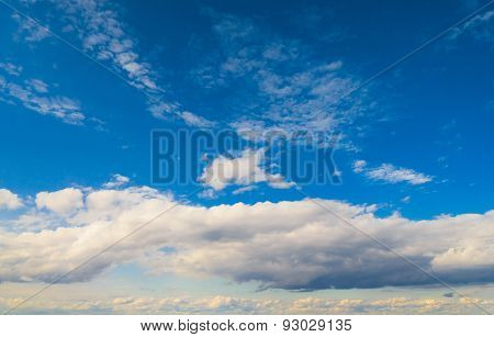Cloudy Outdoor Sky Beauty
