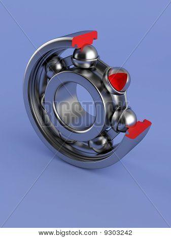 Ball Bearing Cut