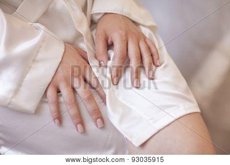 Woman's Hand