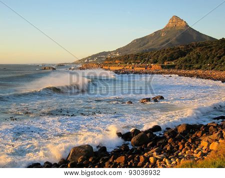 Lion's Head Mountain Wave