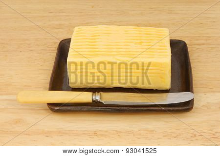 Butter Dish Knife