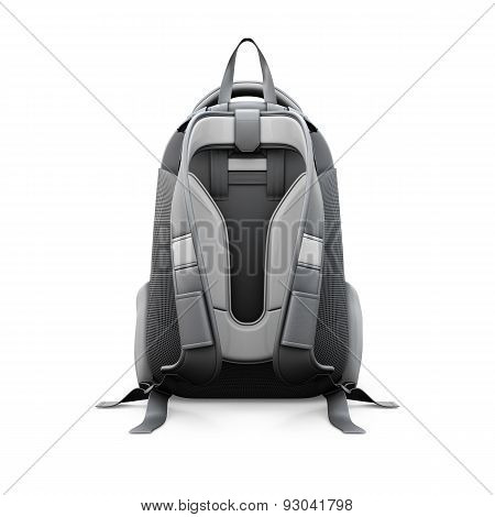 Backpack Back View