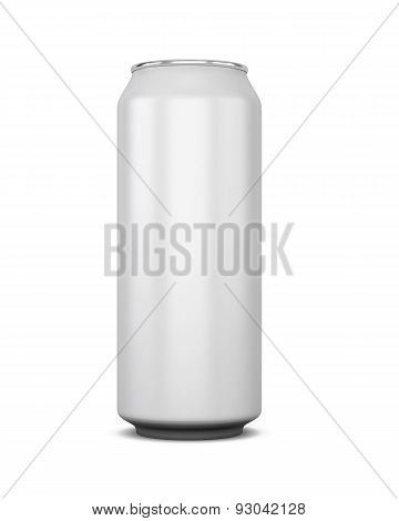 Aluminum Bank Of Beer Or Cola