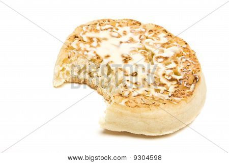Buttered Crumpet