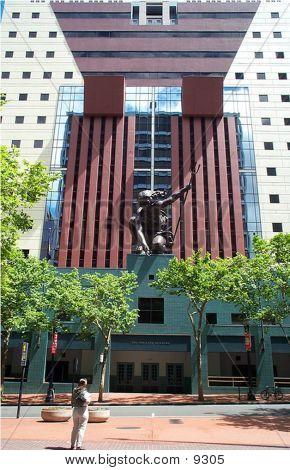 Portlandia Building, Portland, Oregon