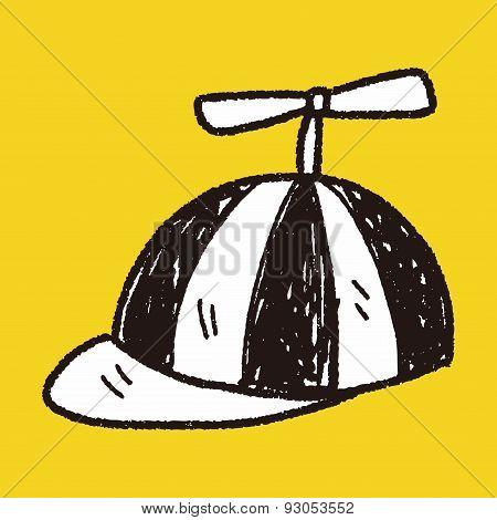 Child Hat Doodle