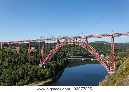 The Garabit Viaduct, France