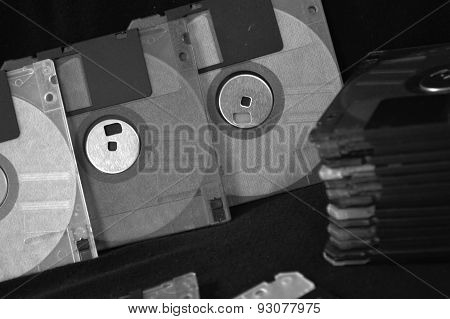 Sad Floppy Disks