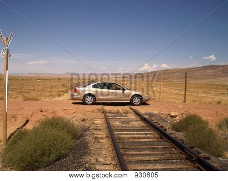 Rail Road Stuck