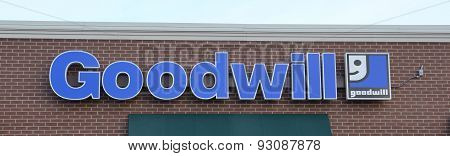 Goodwill Store Logo