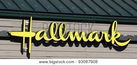 Hallmark Ann Arbor Store Logo