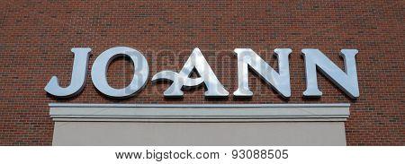 Jo-ann Logo
