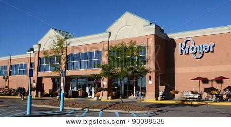 Kroger Ann Arbor Store