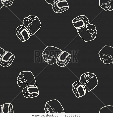 Sport Glove Doodle