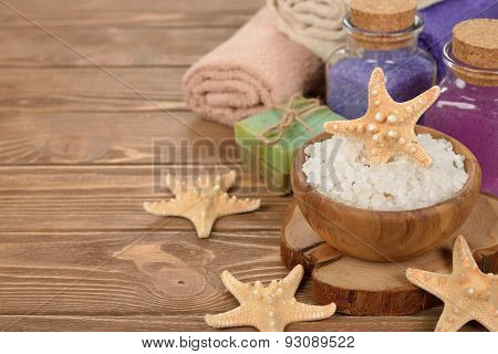 Salt And Starfish