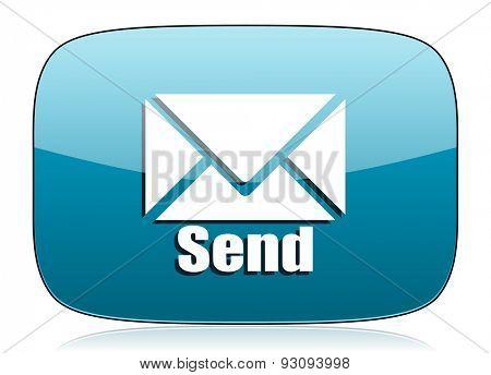 send icon post sign