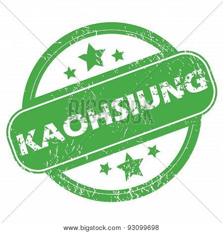 Kaohsiung green stamp