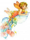 foto of fairies  - Cute girl - JPG