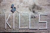 pic of killing  - Smoking kills  - JPG