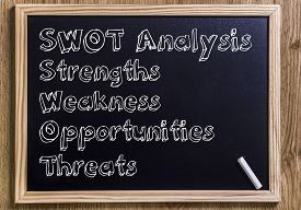foto of swot analysis  - SWOT Analysis - JPG