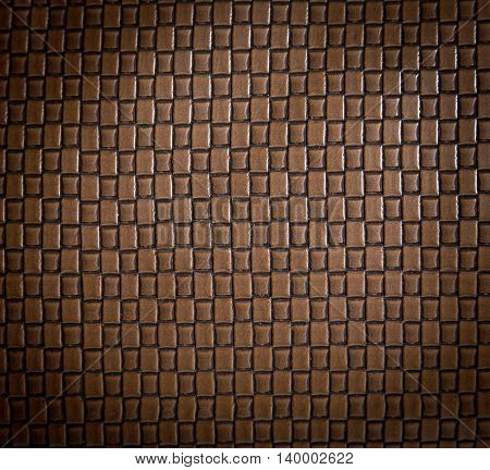 one coffee texture which can be used as background