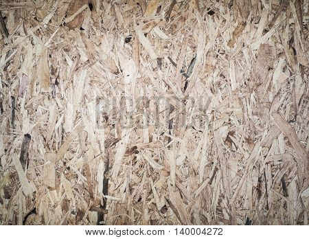 Wooden texture or OSB plate surface, Used for textured and background