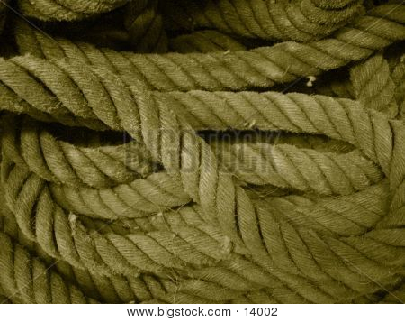 Sepia Thick Ropes