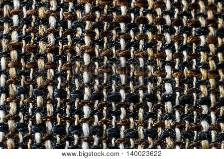 Texture Of Cloth Material For Design. Abstract Background.