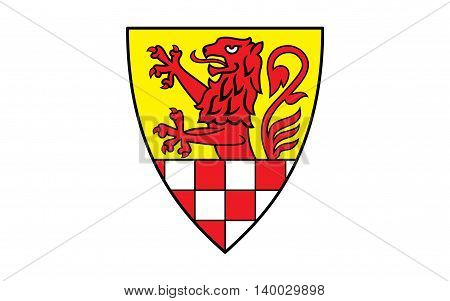 Flag of Unna district is a district in central North Rhine-Westphalia Germany