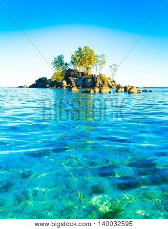 Seascape Summer Paradise