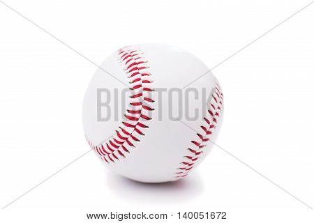 baseball ball  game, sport on a white background