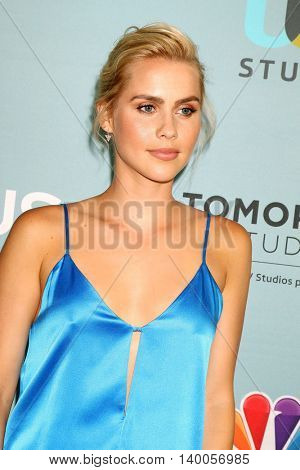 LOS ANGELES - JUN 16:  Claire Holt at the Aquarius Season 2 Premiere Screening Arrivals at the Paley Center For Media on June 16, 2016 in Beverly Hills, CA