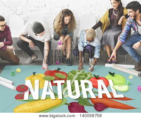 Natural Environmental Conservation Plants Nature Concept