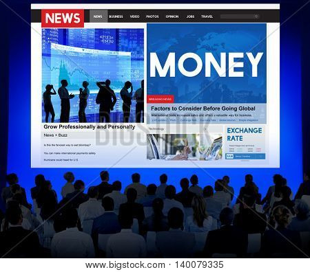 Money Budget Finance Payment Wealth Concept
