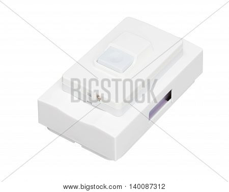 Doorbell Isolated On White Background