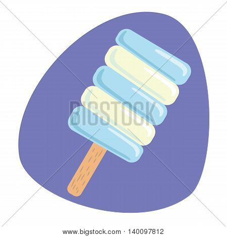 Vector icon of a Ice-Cream. eps 10