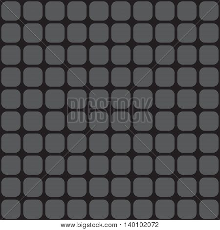 Seamless pattern with geometrical figures of different shapes and colors