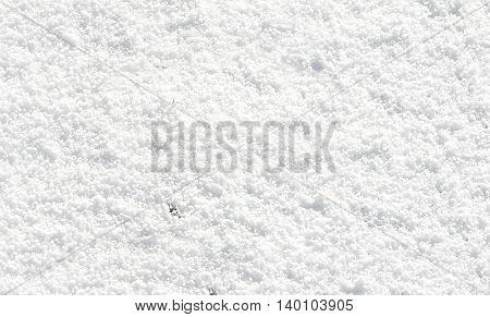 Snow pattern. Snow texture. Winter background. Christmas postcard