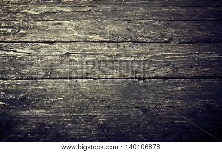 old and grunge wooden plank background