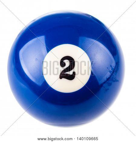 Pool Ball Two