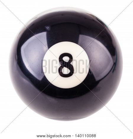 Pool Ball Eight