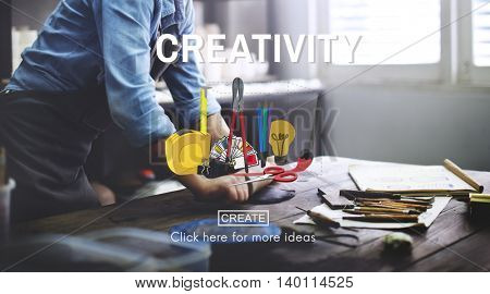 Creativity Craft Creation Ideas Design Art Concept